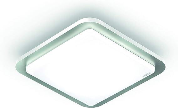 LED Nachtlicht mit Bewegungsmelder Sensor Nachtleuchte Deckenlampe 6+3W rundes