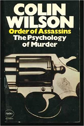 Order of Assassins (Modern Society) by Colin Wilson (1975-01-23)