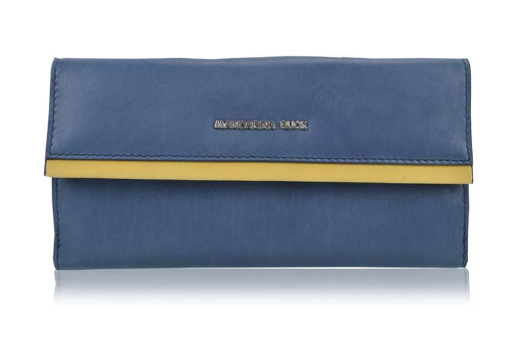 Mandarina Duck Monedero, Dark Denim (Azul) - 152IUP0114B ...