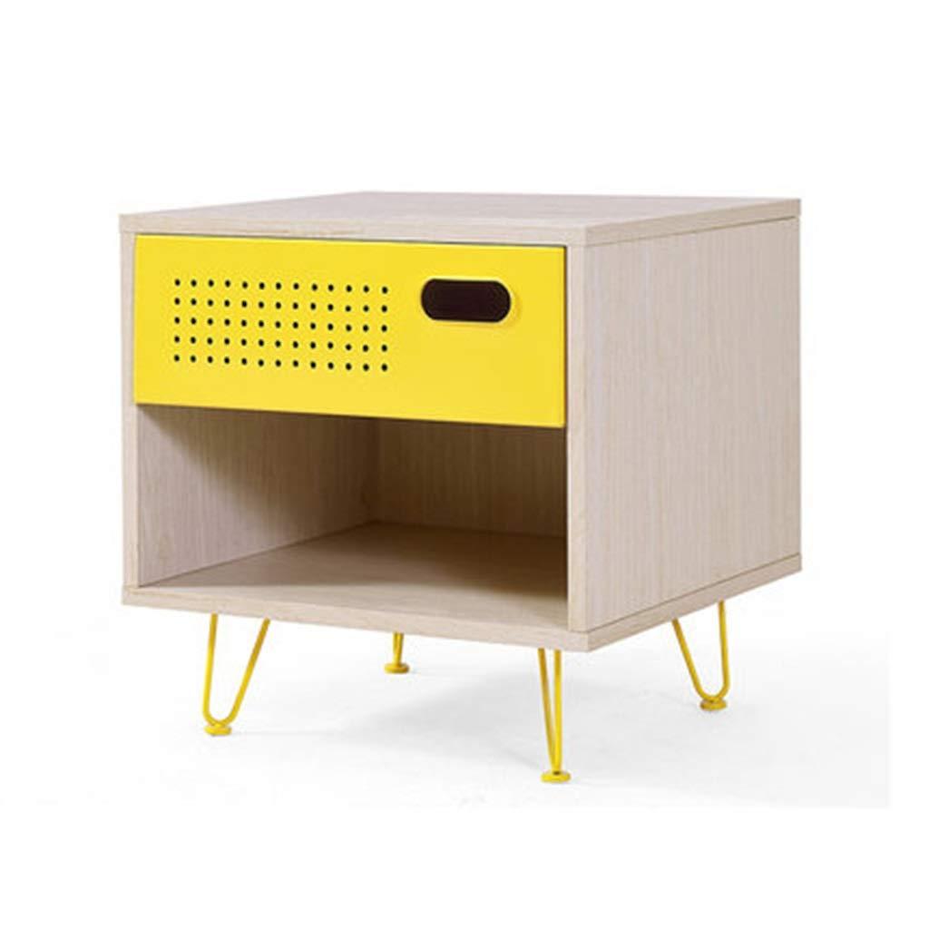 Nachttische Beistelltische Kinderzimmer Einfache Platte Wohnzimmer Möbel Lagerung 42 * 39 * 42 cm