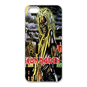 HDSAO Iron maiden Phone Case for Iphone 5s