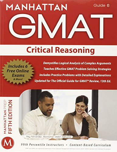 Manhattan GMAT Verbal Strategy Guide Set, 5th Edition (Manhattan GMAT Strategy Guides)