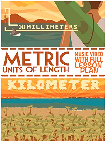Metric System of Measurement Learning Song for Kids Elementary School (3 Measurement Systems)