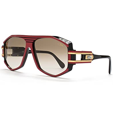 Cazal Legends 163 Sunglasses in Black Red - 163/3 200 59 163/3 200 59 59 Brown Gradient qF1Ege