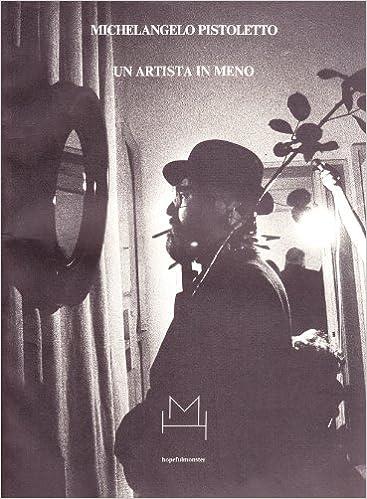 michelangelo pistoletto italian edition