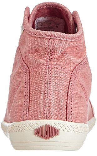 ... Palladium FLEX LACE MID - zapatillas deportivas altas de lona mujer rosa  - Pink (OLD ...