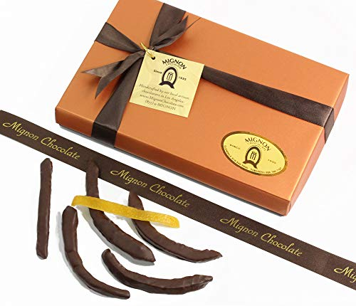 Candied Orange Peel Chocolate - 3