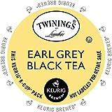 Twinings Earl Grey Tea, Keurig K-Cups, 24 Count