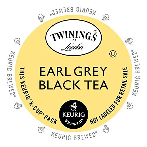 Twinings Earl Grey Tea, Keurig K-Cups, 24 Count (Earl Grey Tea K Cups compare prices)