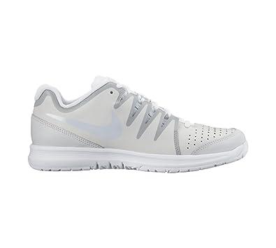 4c0ab810c3 Nike Women's Vapor Court Tennis Shoe (10.5 B(M) US Women, Pure ...