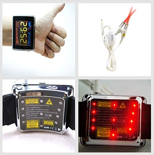 COZING Cold Laser Therapy Equipment for High Blood Pressure Remedies at Home from COZING