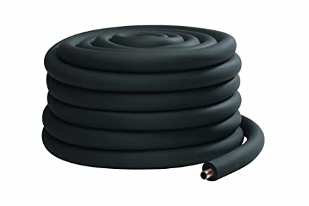 Armaflex Pipe Insulation Lagging Black Nitrile Foam Class O 2m