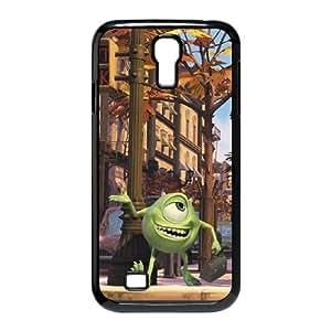 Monsters, Inc Samsung Galaxy S4 9500 Cell Phone Case Black rcn qoifl