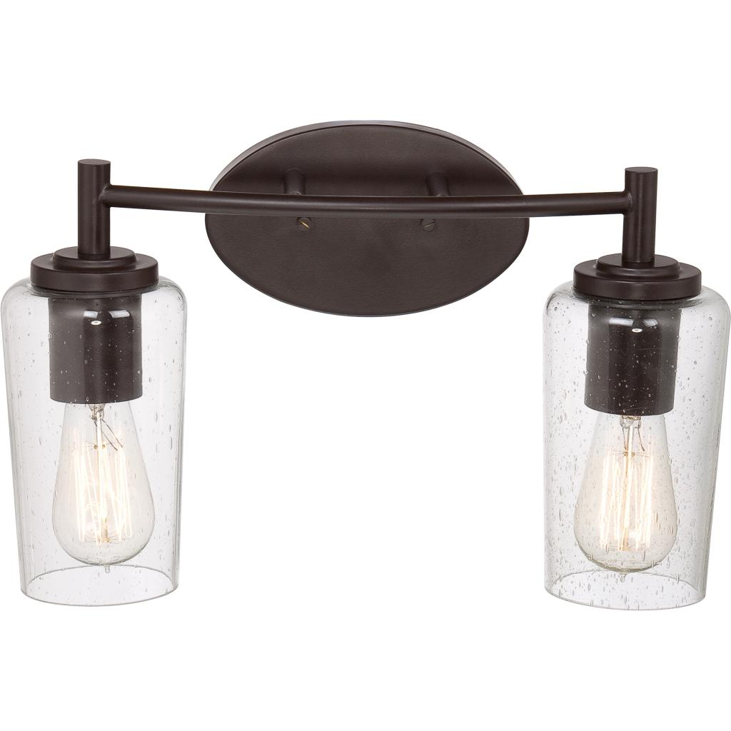 Quoizel EDSWT Edison With Western Bronze Finish Bath Fixture - Western kitchen light fixtures