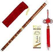 Traditional Handmade Chinese Musical Instrument Bamboo Flute Dizi