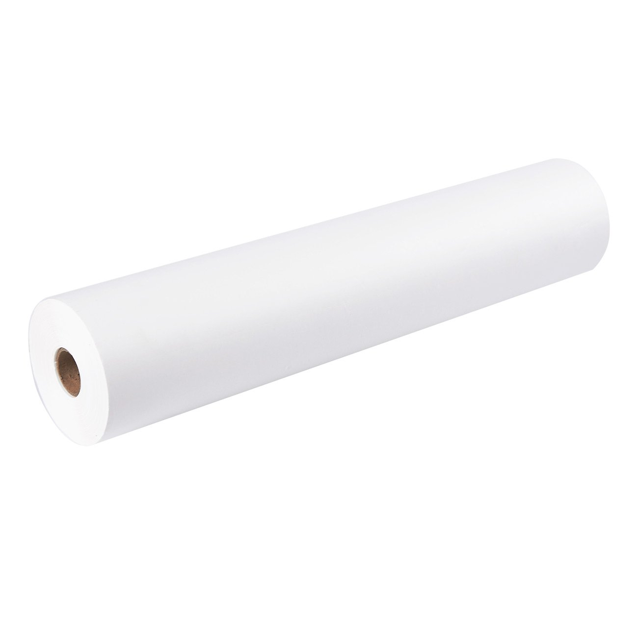 Kraft Paper Roll - Jumbo Packing Paper, White Gift Wrapping Paper Roll for DIY Craft, Packing, Shipping, 17.5 x 2400 Inches (200 Feet) Juvale