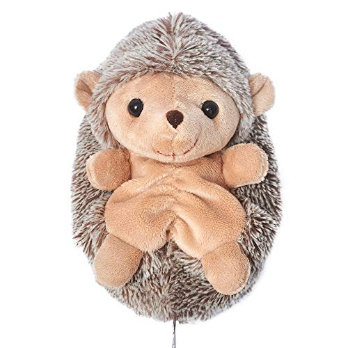 Dilly dudu 8Sedentary Hedgehog Plush Toy,Stuffed Animal,Soft Toy Gift Children Girlfriend