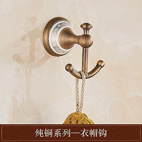 Yomiokla Accesorios de baño Toalla de Metal para Cocina, Inodoro, balcón y bañoLa clásica