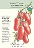 """San Marzano"" Organic Tomato Seeds, Appliances for Home"