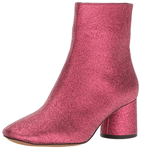 Marc Jacobs Women's Valentine Boot Ankle Bootie Pink cheap sale free shipping bDLIoEz