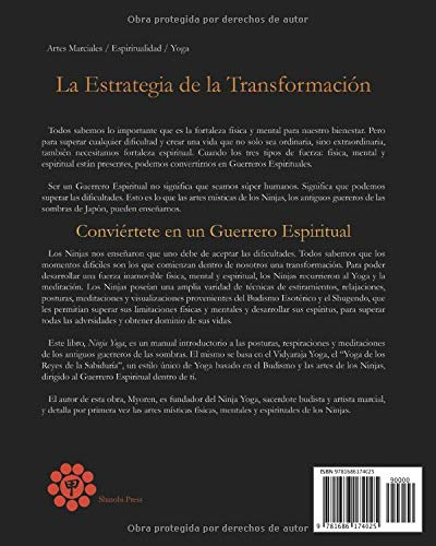 Ninja Yoga: El Camino Espiritual del Ninja (Spanish Edition ...