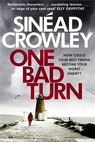 book cover of One Bad Turn