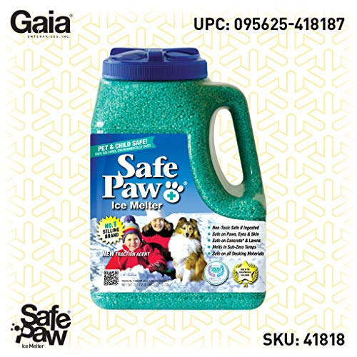 Safe Paw Ice Melter - 8 lbs 3oz Jug