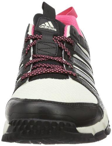adidas Performance Vanaka Trail - Zapatillas de correr en montaña Varios colores (Mehrfarbig (Chalk 2/Neo Iron Metallic F11/Bahia Pink S14))