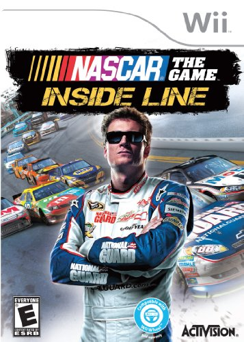 NASCAR The Game: Inside Line - Nintendo Wii - Build N Race Wii