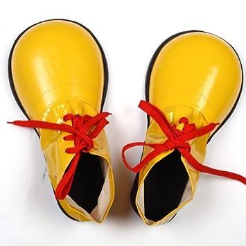 ピエロシューズ 靴 フリーサイズ 男女兼用 大人 ハロウィン Halloween 変身 仮装 グッズ コスチューム アニメ専線