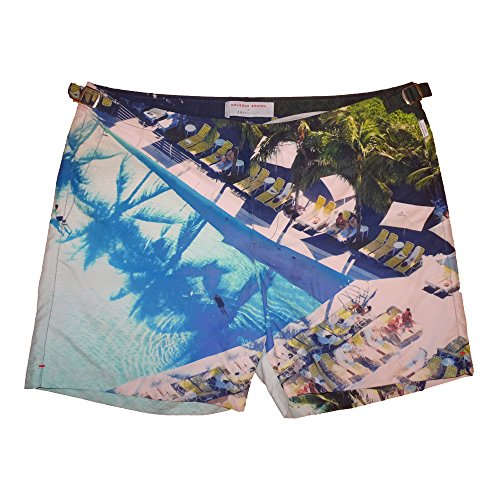 Orlebar Brown Men's Swim Shorts (36, Bulldog - Swimming - And Orlebar Brown