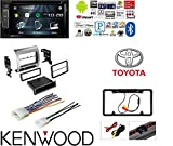 Best Combo With Dash Kits - TOUCHSCREEN CAR DVD BLUETOOTH STEREO REAR VIEW CAMERA Review