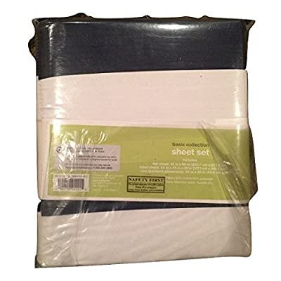 Circo Rugby Stripe Full Sheet Set BOY Rugby Stripe 14556834: Home & Kitchen