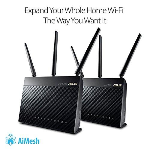 Review ASUS Dual-Band Wireless Gigabit
