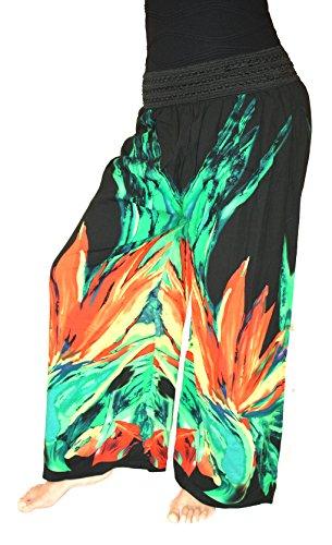 Muster Noir Royal Pantalon Jygles Femme vert Multicolore Taille Unique vZStqwxq