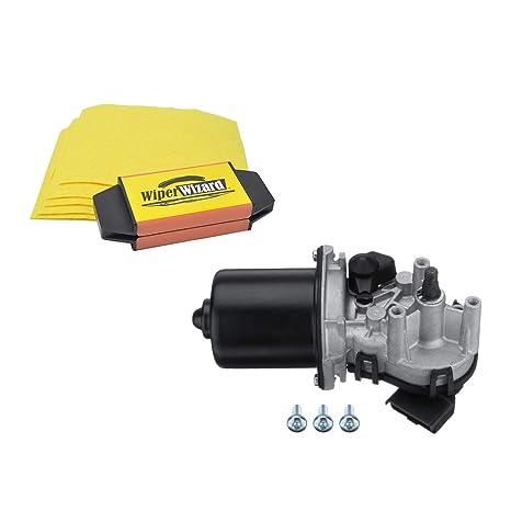 perfk Motor de Limpiaparabrisas Delantero 769936 con Limpiador para ...
