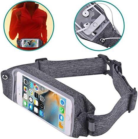 Patabit - Riñonera para teléfono móvil para correr, unisex, impermeable, pantalla táctil para smartphone de 5,5 pulgadas o inferiores: Amazon.es: Deportes y aire libre