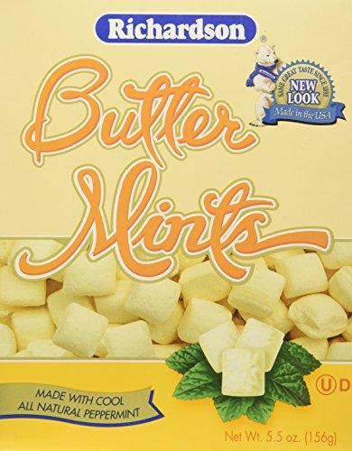 Richardson Butter Mints 5.5 oz. - 3 Pack