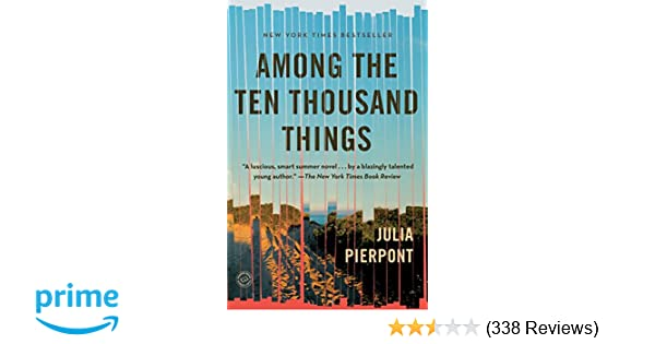 Among the ten thousand things goodreads giveaways