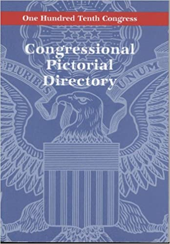 Book Congressional Pictorial Directory: One Hundred Tenth Congress: June 2007 (Official Congressional Directory Pictorial)
