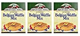 natural belgian waffle mix - Maple Grove Farms All Natural Belgian Waffle Mix, 24 ounce (Pack of 3)