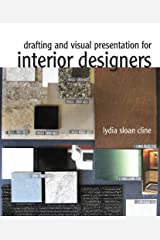 Drafting and Visual Presentation for Interior Designers (Fashion Series) Spiral-bound