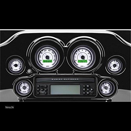 ダコタデジタル Dakota Digital メーター (6個入り) 96年-03年 白/グレー/黒 2212-0569 MVX-8600-WG-K   B01M625E8D