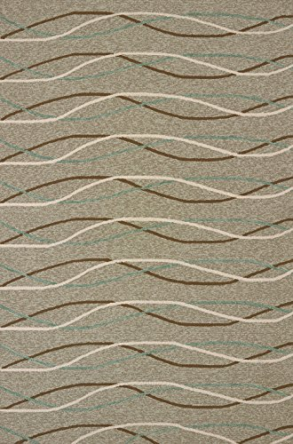 United Weavers of America Atrium Indoor/Outdoor Breezeway Rug, 1'11