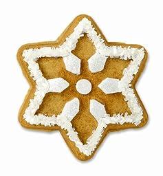 Wilton 12 Cavity Nonstick Snowflakes Cookie Pan
