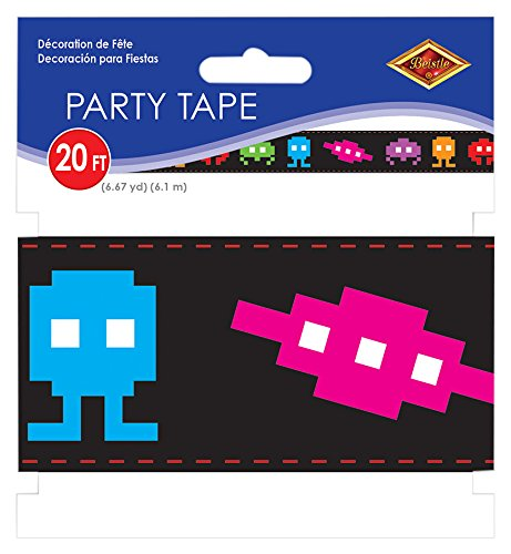 80's Party Tape Party Accessory (1 count) ()