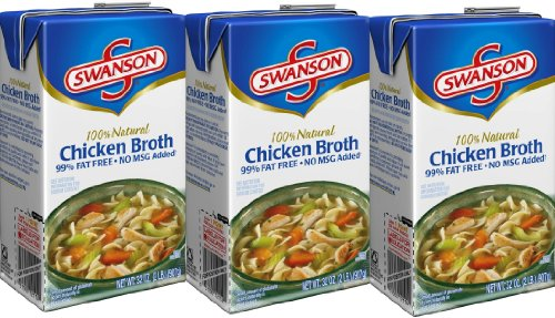 Swanson Chicken Broth oz ct