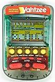YAHTZEE Electronic Handheld Game (CLEAR SMOKE CASE/1995)