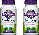 Oregon's Wild Harvest Cordyceps , 2 PAK (2 X 60 Veggie Capsules) Review