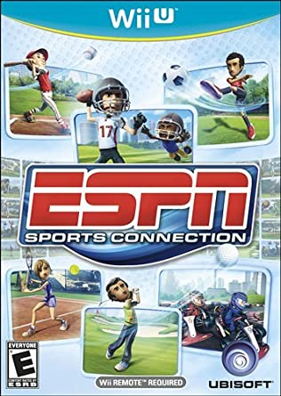 Amazon Com Espn Sports Connection Nintendo Wii U Ubisoft Video Games